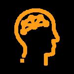 Ícone de Aptidões de aprendizagem - Schoolastic