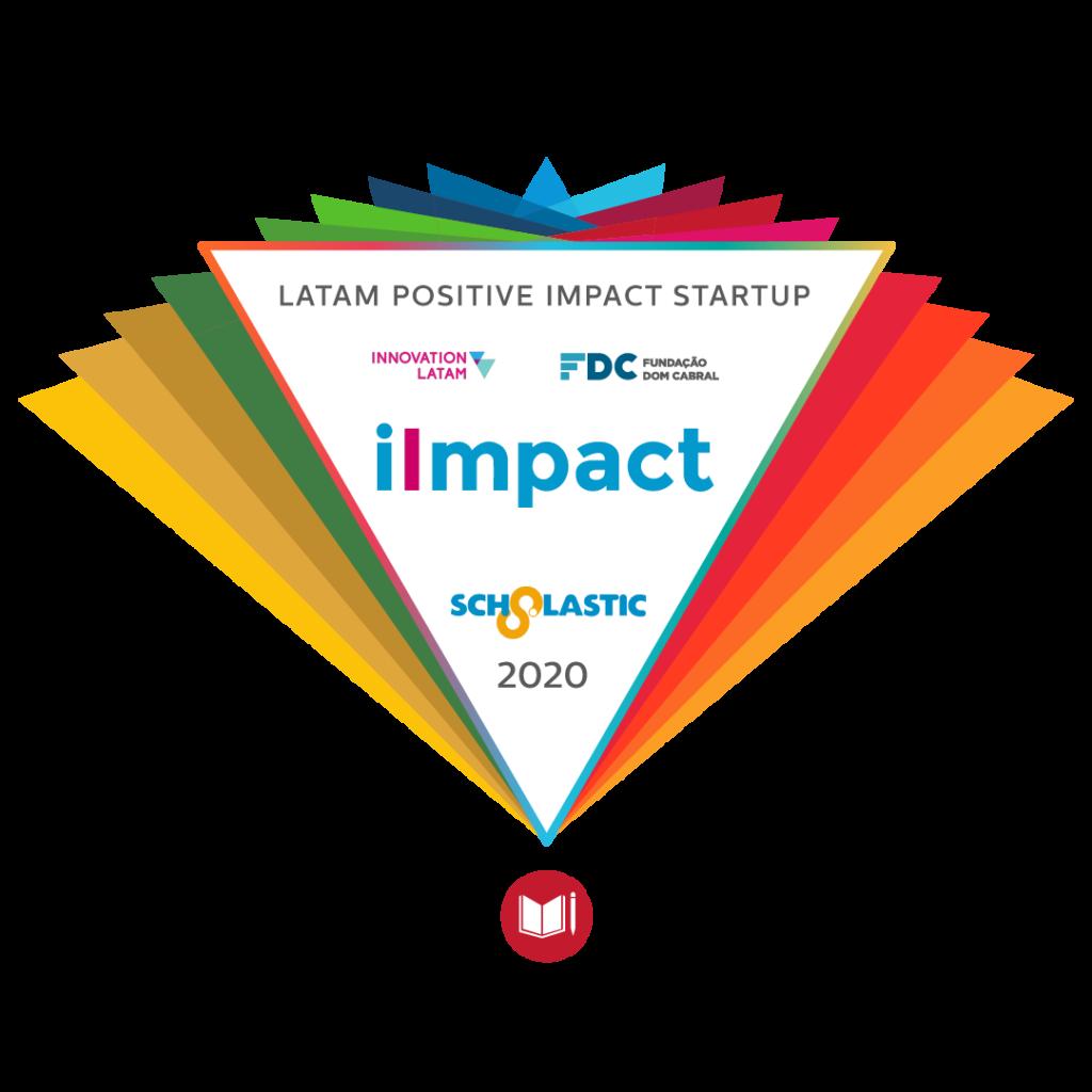 Selo Impact Fundação Dom Cabral